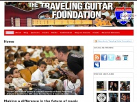 Travelingguitarfoundation.org