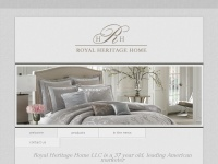 Royal Heritage Home: Luxury Bedding - Matress and Pillow Protection - Fashion Bedding - Bed Sheets