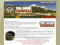 Trunord.com - Compass. Compasses, Brass Compass, Hunting Compass, Hiking Compasses, Compensated Compass - Tru-Nord