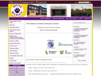 Onsted.k12.mi.us - Onsted Community Schools - Index