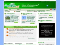 Greeniacs.com - Think Green with Eco Friendly News and Tips - Earth, Water, Air, Life. | Home