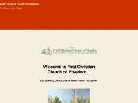 firstchristianchurchoffreedom.org