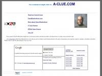 A-clue.com