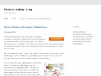 patient-safety-blog.com