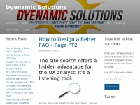 dyenamicsolutions.com