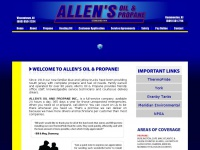 Allensoilandpropane.com - Heating Delivery and Service | Allen's Oil and Propane | NJ