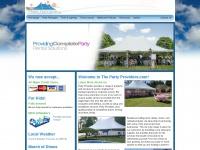 thepartyproviders.com
