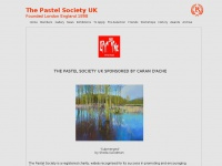 Thepastelsociety.org.uk