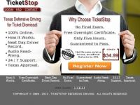 Texas Defensive Driving Online Course for Ticket Dismissal