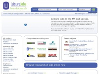 leisurejobs.com