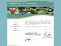 friendsoffrancispark.org