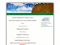 keepsantafebeautiful.org Thumbnail