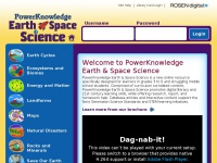 Pkearthandspace.com - PowerKnowledge Earth & Space Science