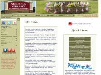 Ci.norfolk.ne.us - The Official City of Norfolk Nebraska Home Page