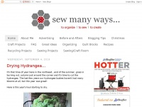 Sewmanyways.blogspot.com - Sew Many Ways...