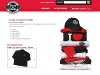 Shopsteaknshake.com - Steak 'n Shake eStore — Welcome