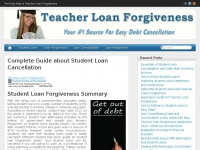 Teacherloanforgiveness.org