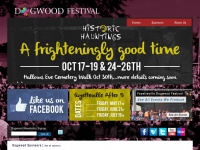 fayettevilledogwoodfestival.com