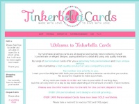 Tinkerbellacards.co.uk