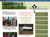 Theadvocatechurch.org