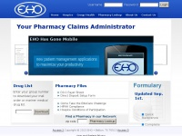 Ehorx.com - EHO Rx Prescription Benefit