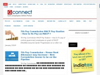Gconnect.in - Central Government Employees News - Central Government Employees News, State Government Employees news, DOPT OM