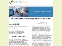 identitydiet.com
