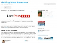 Getting More Awesome – Web Marketing By Rishi Shah
