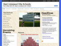 Elcsd.k12.oh.us - East Liverpool City Schools / Overview
