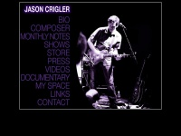 jasoncriglermusic.com