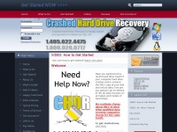 Crashed Hard Drive Data Recovery .:. Oklahoma City