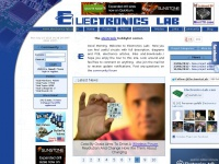 Electronics Lab - Open Source Hardware Electronic Projects