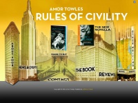 Amortowles.com - Amor Towles - Rules Of Civility