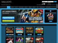 Casino | Online Casino | £400 Welcome bonus | Gala Casinos Online