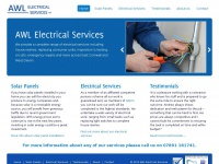 Awlelectricalservices.co.uk