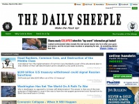 Thedailysheeple.com - The Daily Sheeple |