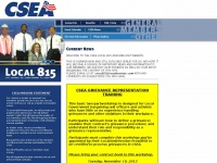 CSEA LOCAL 815 - Welcome to our Union