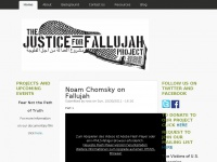 Thefallujahproject.org
