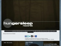 hungersleepproductions.com