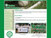 easleylittleleague.org