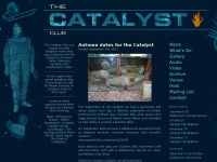 catalystclub.co.uk Thumbnail