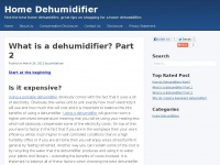 dehumidifier-sales.com