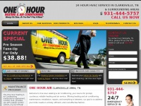 onehourairclarksville-tn.com