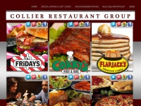 collierrestaurantgroup.com