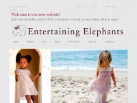 entertainingelephants.com
