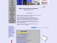 milamcountyhistoricalcommission.org