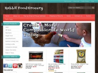 rabbitfoodgrocery.com
