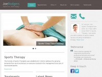 Jrodgers-sports-therapy.co.uk