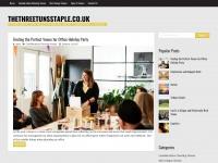 Thethreetunsstaple.co.uk