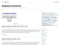 thebackroomtech.com